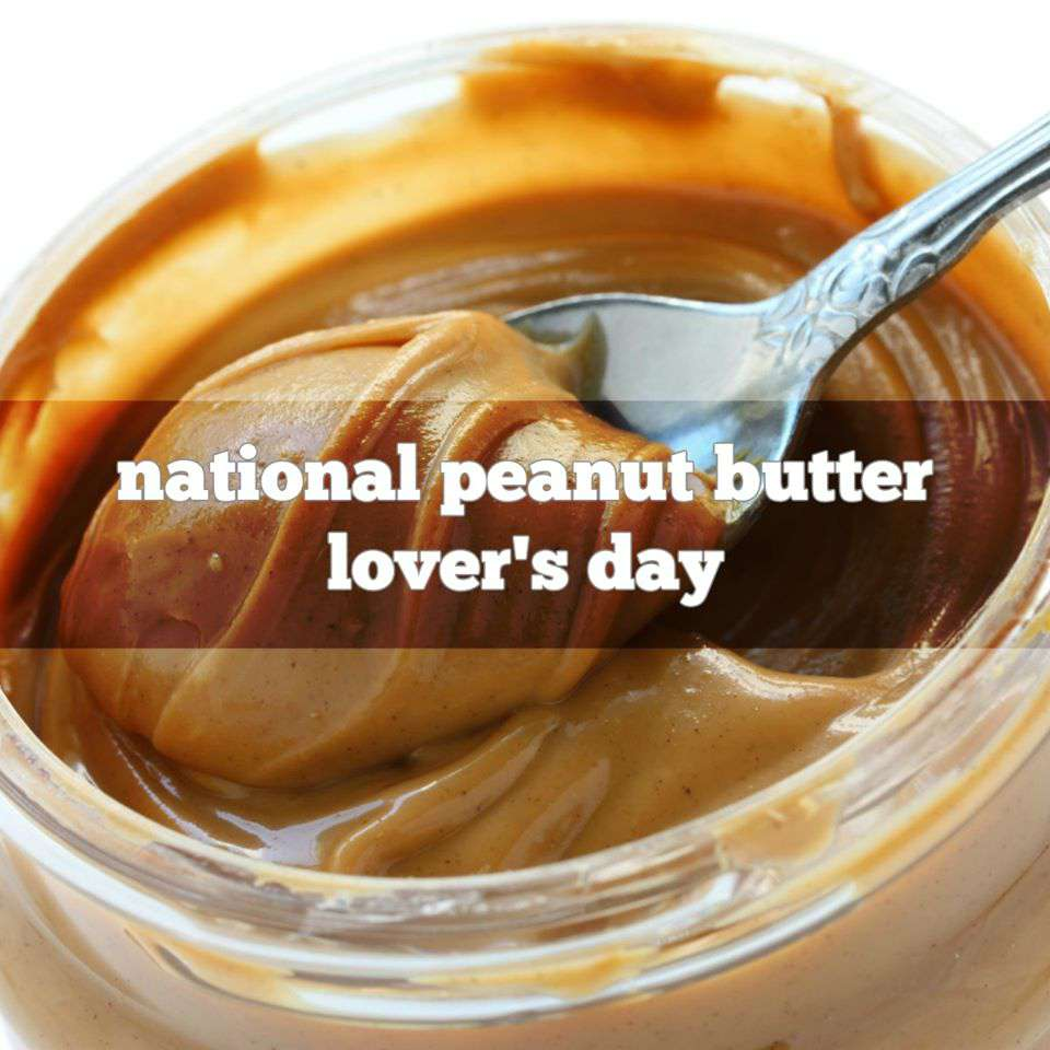 National Peanut Butter Lover's Day Wishes for Whatsapp