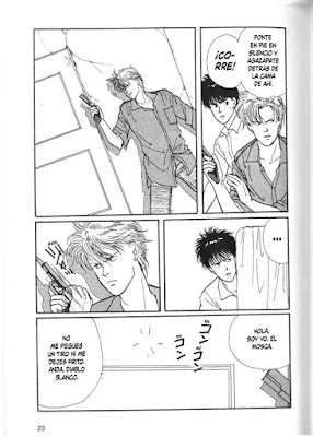 Manga: Review de Banana Fish Vol.4 de Akimi Yoshida - Panini manga
