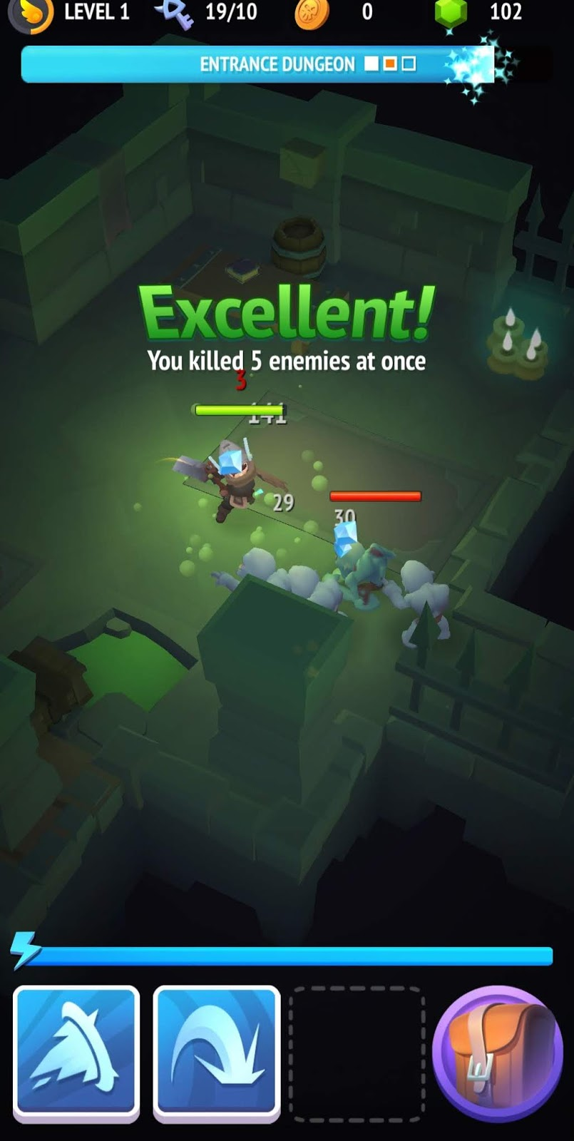 NonStop Knight 2 Mod Apk Version 1 3 1 Unlimited Energy - Technical