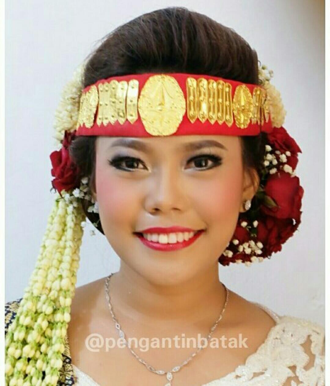 Make Up Pengantin Batak Saubhaya Makeup