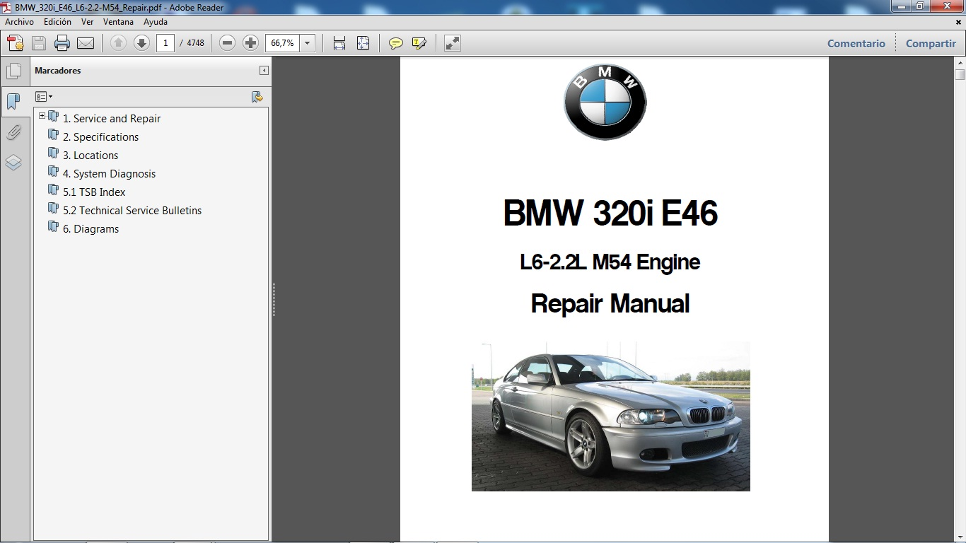 manuales de taller de bmw rh manuales bmw blogspot com bmw e46 320i repair manual owner's manual bmw e46 318i