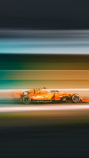 Racing Car Mobile HD Wallpaper