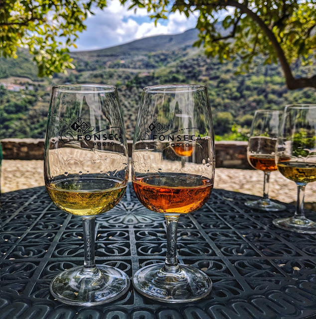 Port tasting at Fonseca in Douro Valley, photo credit: Lindsey Viscomi