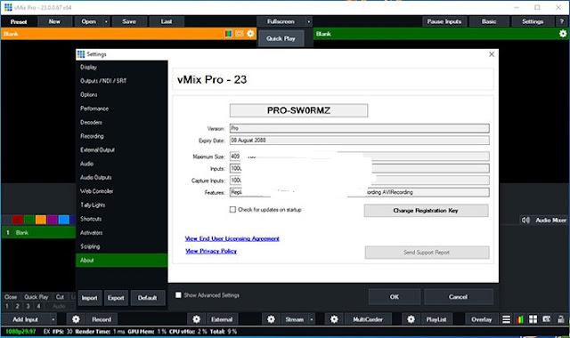vMix Pro Download
