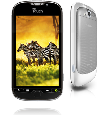 new T-Mobile myTouch 4G Smartphone Android