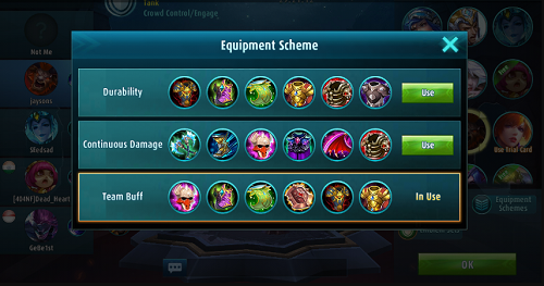 Cara Memilih Item Hero Mobile Legends Yang Benar