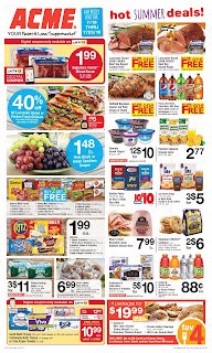 ⭐ Acme Ad 7/26/19 ✅ Acme Weekly Ad July 26 2019