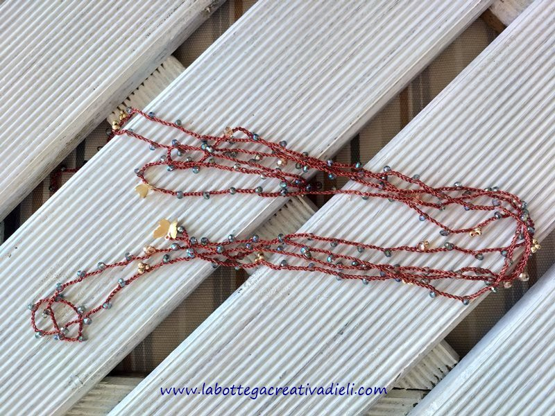 crocheting diy bijoux