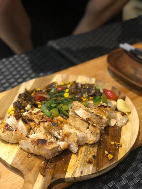每餐都會出現各種的煎雞胸肉