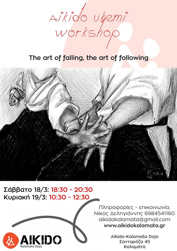 Aikido ukemi workshop