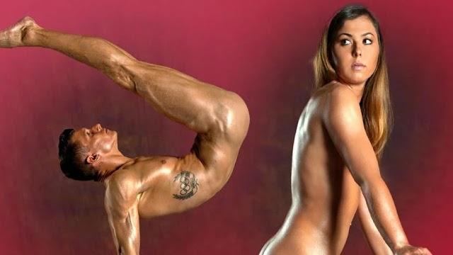 Atletas da Alemanha nas Olimpíadas posam nus para jornal famoso na Europa