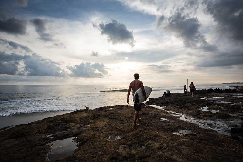 Aktivitas Wisata di Echo Beach Bali
