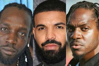 Pusha T and Mavado Over Drake, Mavado Explains
