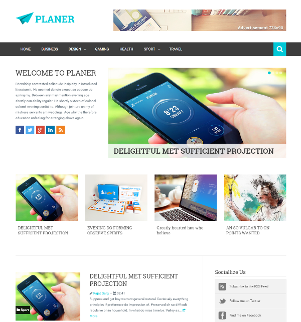 Planer blogger template free download infocode world planer blogger template free download friedricerecipe