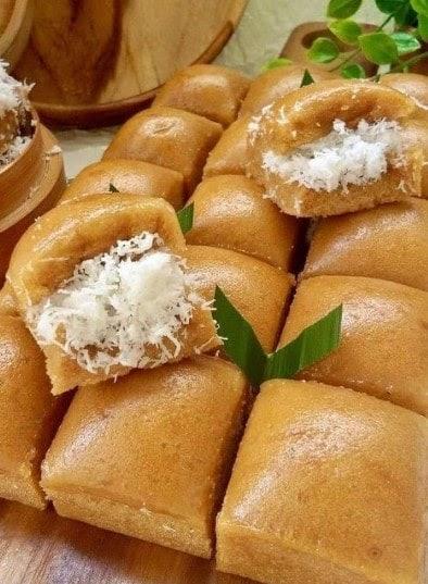 Resep Apem Kukus Gula Merah Super Lembut, Kue Tradisional