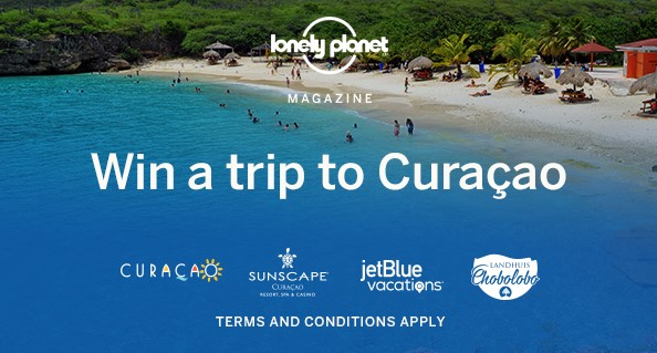 Lonely Planet Curaçao Trip Sweepstakes