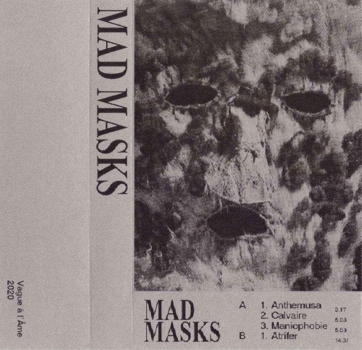 O novo EP dos MAD MASKS é de consumo obrigatório