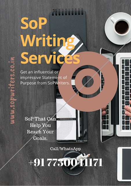 sop writing services