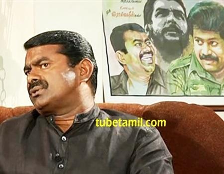 Kelvi Kanaigal: Seeman (Naam Tamilar Katchi) 29-01-2017 Sathiyam Tv