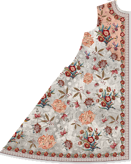 printed textile design pdf,digital textile design, kurti,kurti suit