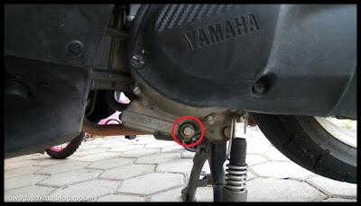 Servis Yamaha NMAX