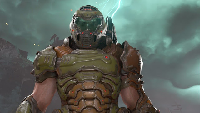 Doom Slayer's