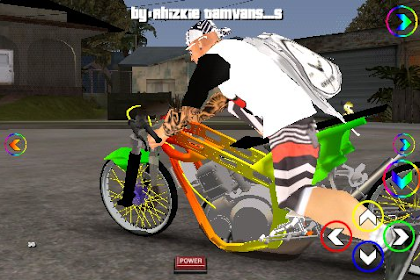 Download File Mio Drag Dff Only [ GTA San Andreas ]