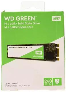 SSD Western Digital 240GB M.2