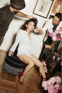 Lana Condor Photos on Cosmopolitan Magazine March 2019 Issue