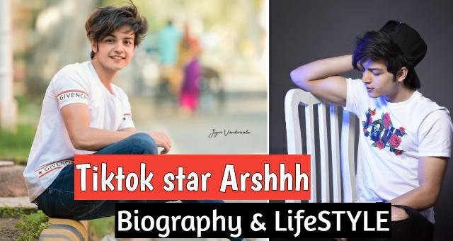 Arshhhh4 (Tiktok Star) Bio, Age, Height, Lifestyle, Girlfriend