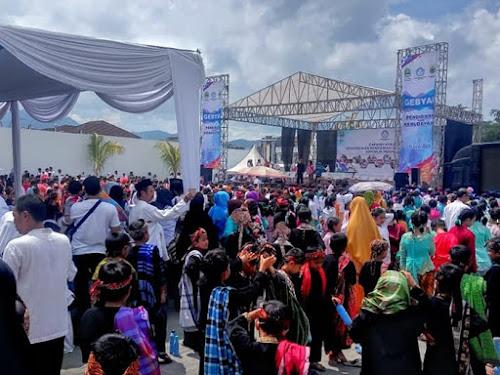 Gebyar Pendidikan dan Kebudayaan 2019 di Cianjur
