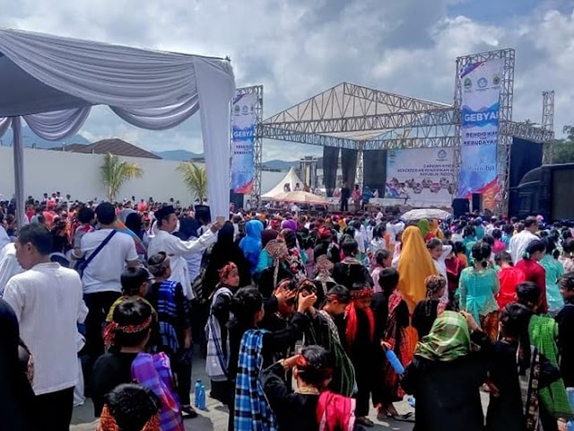 Ragam Acara Meriahkan Gebyar Pendidikan dan Kebudayaan 2019 di Cianjur