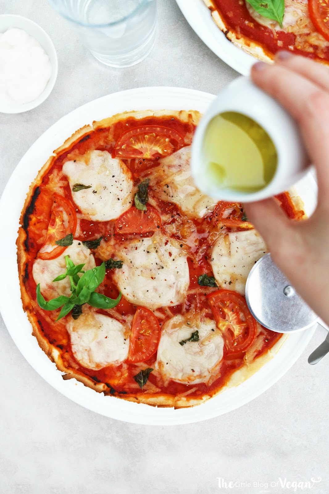 how to make vegan cheese for pizza