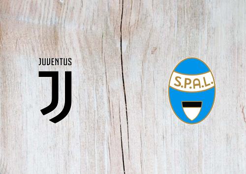 Juventus vs SPAL -Highlights 28 September 2019