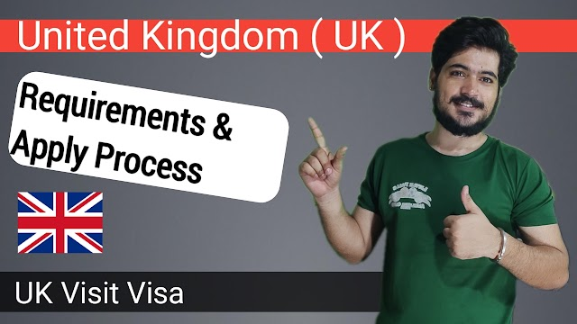 UK Visit Visa Apply Process - UK Tourist Visa Requirements - Every Visa