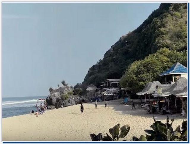 Pesona Keindahan Pantai Pok TunggalJogjakarta yang Istimewa