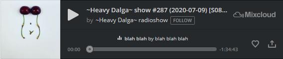 heavy dalga show #287