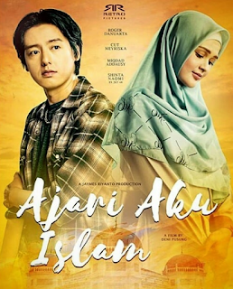 Download Film Ajari Aku Islam (2019) Full Movie