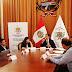 INSTALARON COMISIÓN REGIONAL DE LUCHA CONTRA LOS DELITOS ADUANEROS Y PIRATERÍA