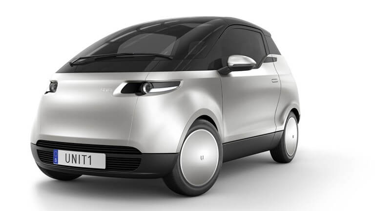 Uniti One Urban Electric Cars Can Cover Distance of Up to 300 KM