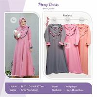 Baju Busana Muslim Kirey Dress