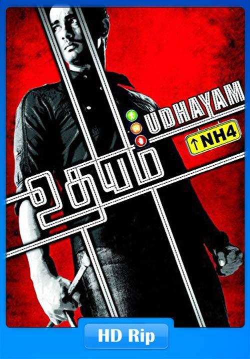 Udhayam NH4 2018 720p HDRip x264 | 480p 300MB | 100MB HEVC Poster