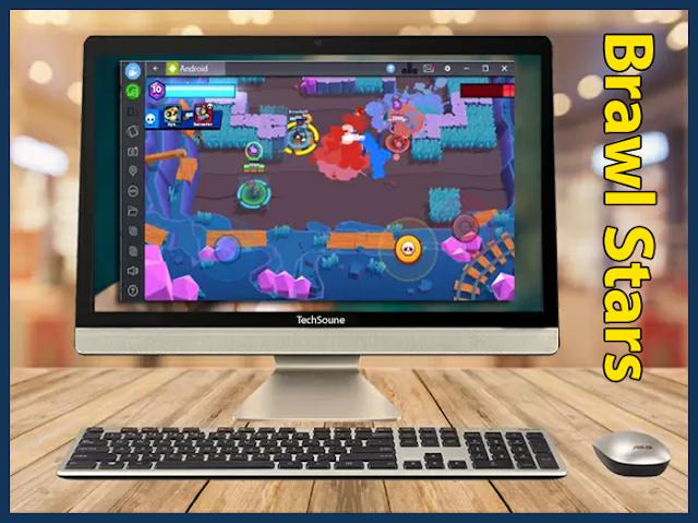 أفضل طريقة لعب Brawl Stars على جهاز الكمبيوتر و ماك