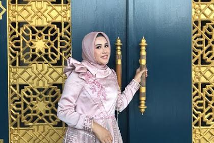 Model Baju Pesta Muslimah Terbaru 2019