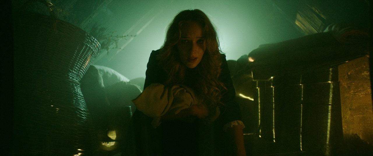 Новый фильм ужасов Нила Маршалла The Reckoning выйдет в начале февраля - постер, отрывок и кадры внутри - 09