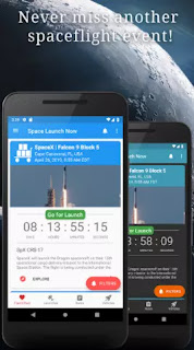Best Apps to Watch Rocket Launch Live