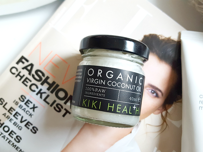 Review: KIKI Health Organic Virgin Coconut Oil für Haare & Haut