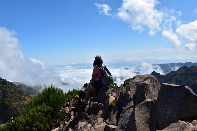 THE HIGHEST PEAK IN MADEIRA