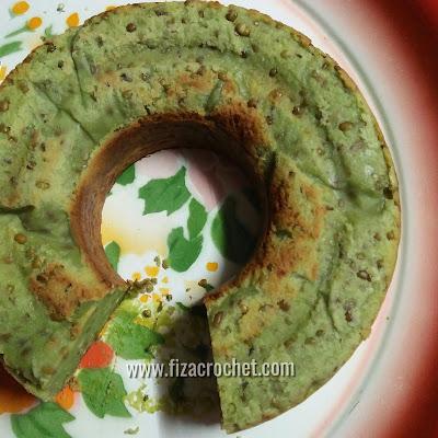 Kacang hijau sukatan gelas