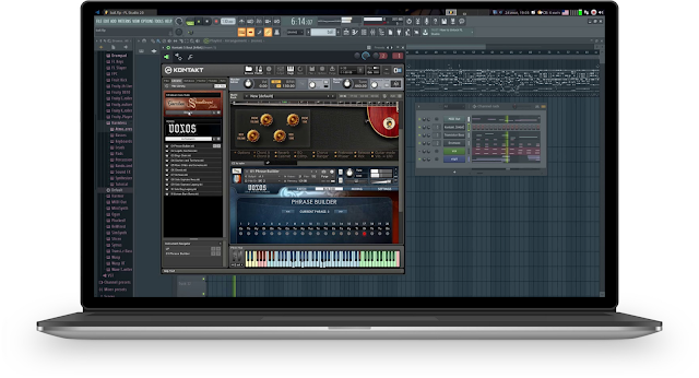 Software FL Studio 20 di Ubuntu Studio